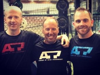 ATP Picture (Amnon, Loren, Taylor)